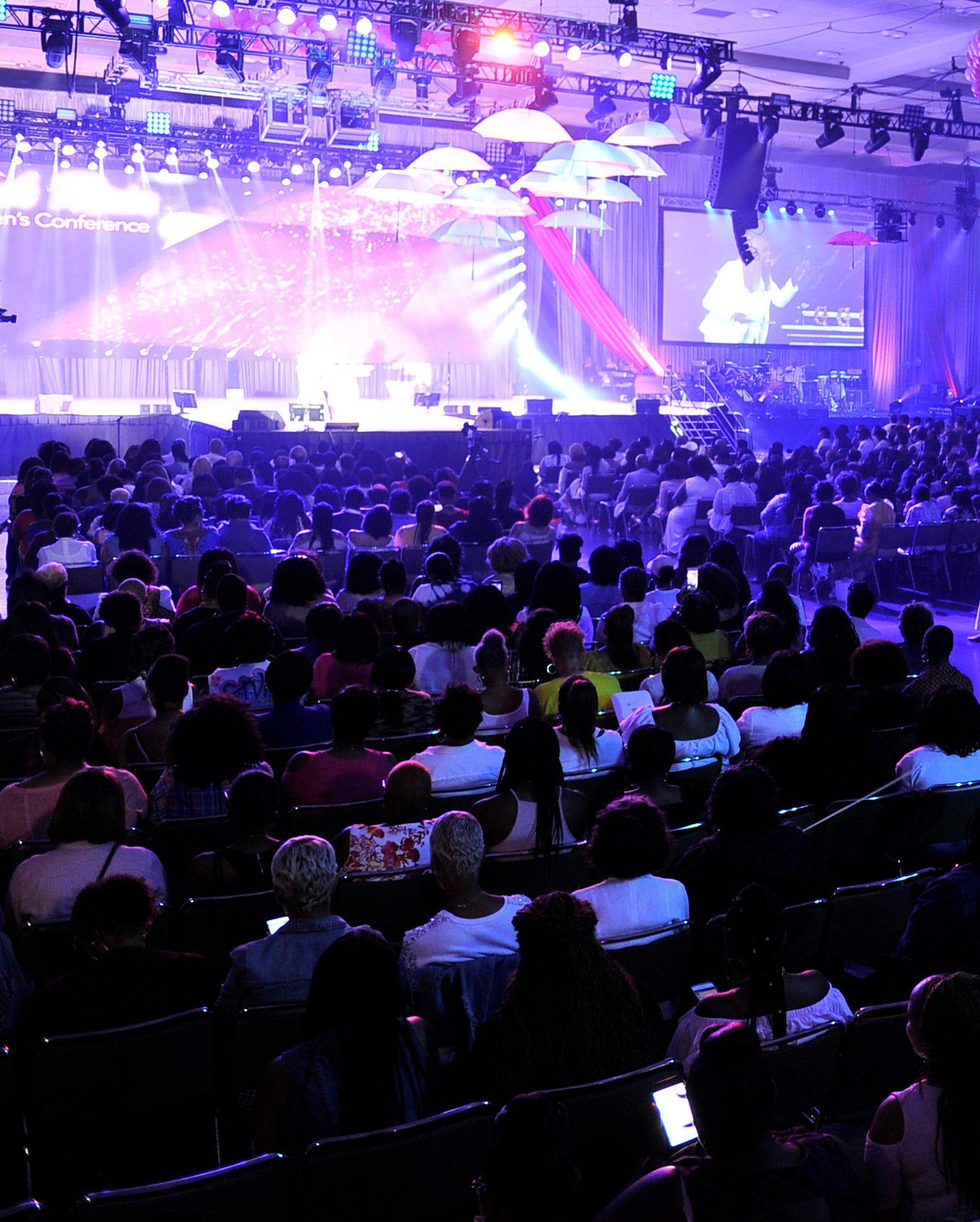 God's Glamorous Girls Conference